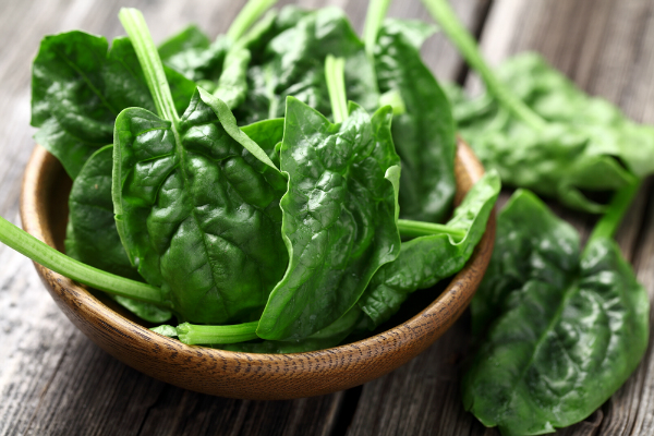 green vegetables that are healthy