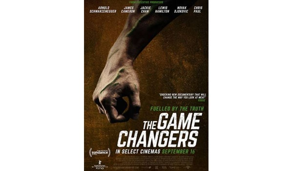 Inspiring Vegan Documentary The Game Changers Out Now On Netflix