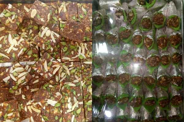 Vegan Sweets | Vegan Mithai Places - Vegan First