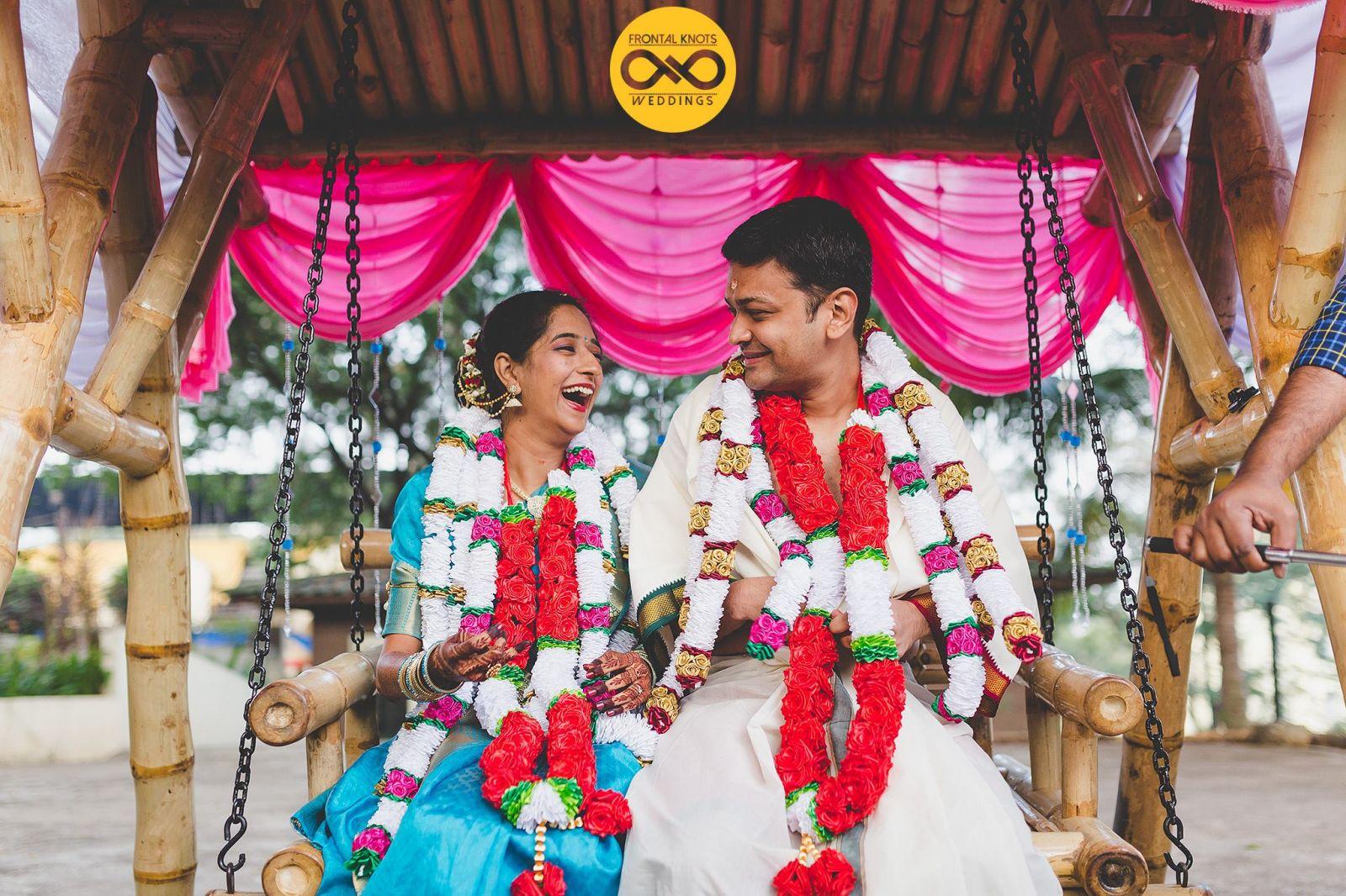 Indian Vegan Wedding