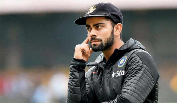 Kohli hopes for sledge-free Australia tour