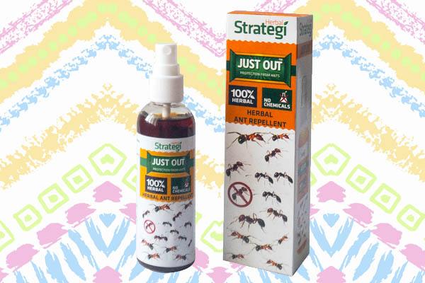 Herbal Ant repellent