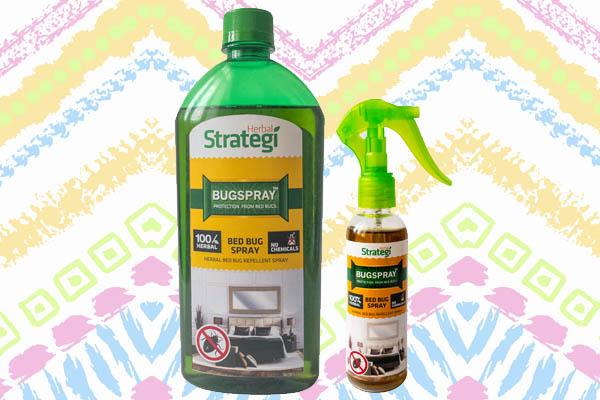 Herbal Bed Bugs Spray