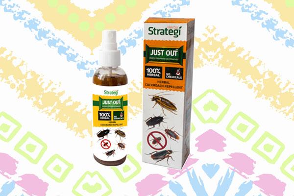 Herbal Cockroach repellent
