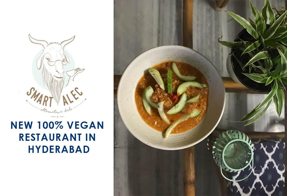 Vegan Restaurant in Hyderabad