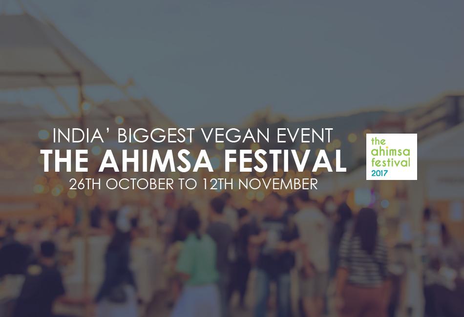 Ahimsa Festival 2017, Mumbai