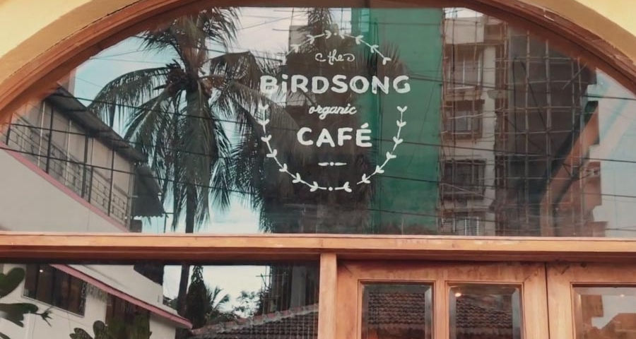 Birdsong Café Mumbai | Organic Café - Vegan First