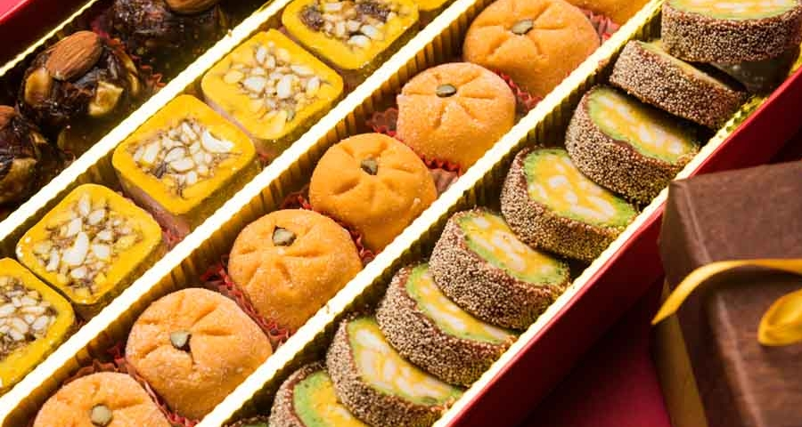 Image result for diwali sweet boxes